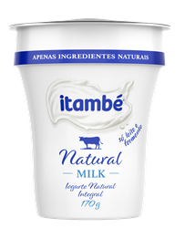 Iogurte Natural Milk 170g