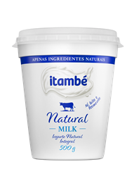 Iogurte Natural Milk 500g